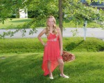 Trine til afdansningsbal på BMS