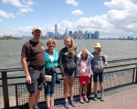 Familie weekend i NYC