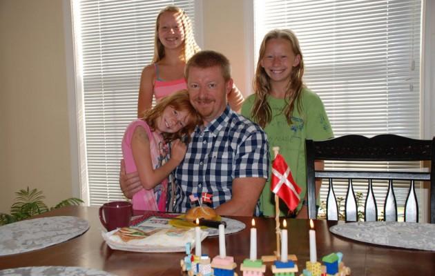 Torben's fødselsdag