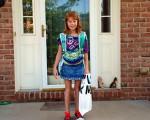 Første Skoledag.