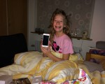 Mette's 13 birthday party in Denmark