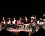 Julekoncert på Mette's skole