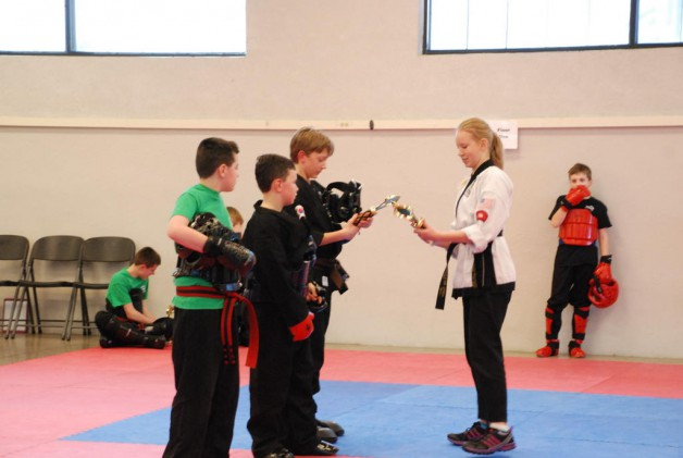 Karate Turnering