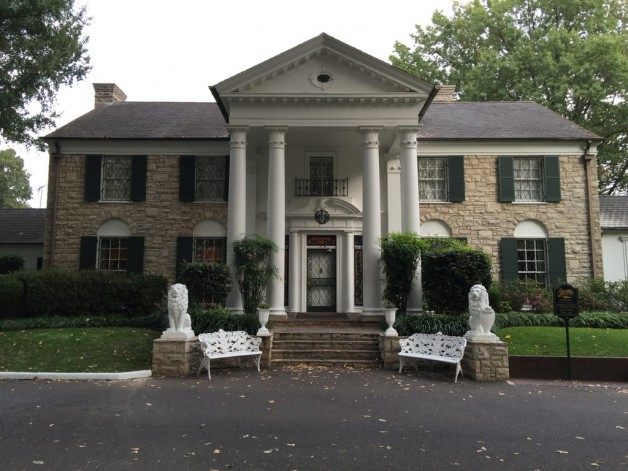 Graceland – The Home of Elvis Presley