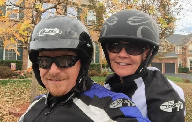 Efterårstur på Motorcykel