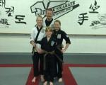 Karate prøve