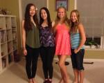 Besøg af familien DeLong