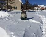Den værste snestorm i 90 år.