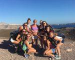 Trine's sommerferie i Grækenland