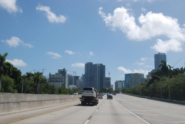 Sommerferie i Miami