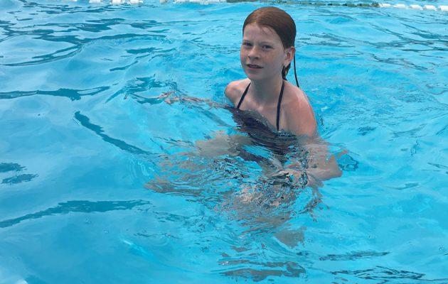 Svømmeprøve