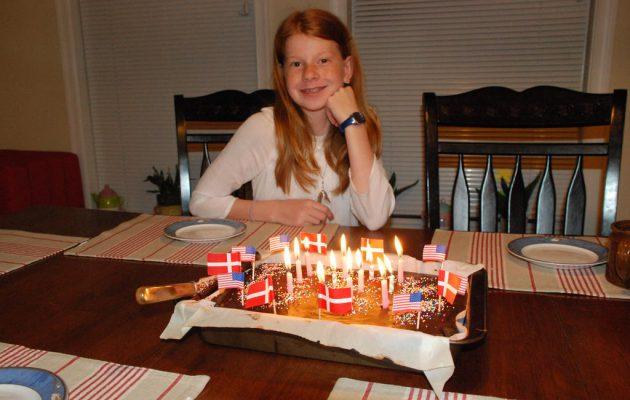 Sarah – 12 år