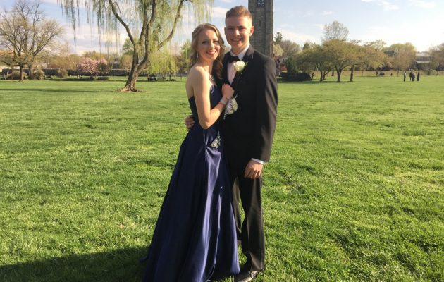 Afslutningsfest – Senior Prom
