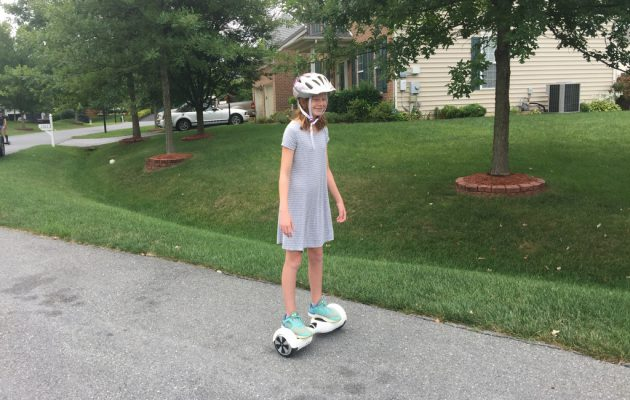 Hoover boards