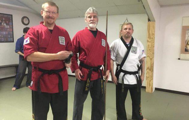 Den sidste karate turnering……..
