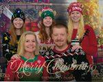 Rigtig god Jul, samt ønsket om et godt nytår.